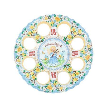 Kraftika 2 db, húsvéti állvány 8 angelochka tojáshoz