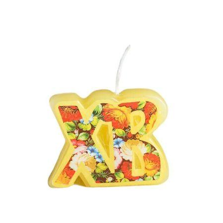 """Kraftika Wielkanoc świeca kręcone """"xb. flower"""""""