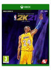 Take 2 NBA 2K21 Mamba Forever Edition igra (Xbox Series X)