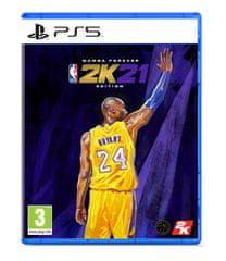 Take 2 NBA 2K21 Mamba Forever Edition igra (PS5)