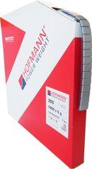 Hofmann HOFMANN – šedé železné samolepící závaží v kotouči 5kg