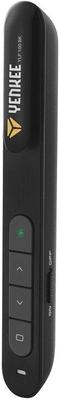 vezeték nélküli prezenter Yenkee YLP 100WH 2.4ghz plug and play 360mah