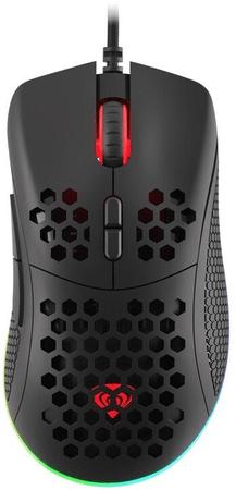 Genesis Mysz optyczna Krypton 550, czarna (NMG-1680)