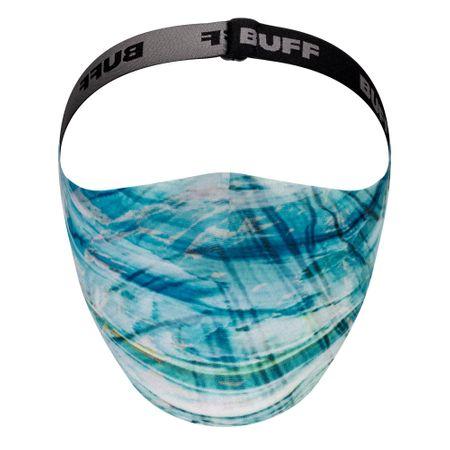 BUFF filter maska, ženska, modra