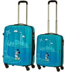 American Tourister AlfaTwist 2.0 Take Me Away Mickey New York