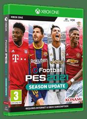 Konami eFootball PES 2021 Season Update igra (Xbox One)