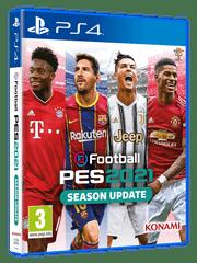 Konami eFootball PES 2021 Season Update igra (PS4)