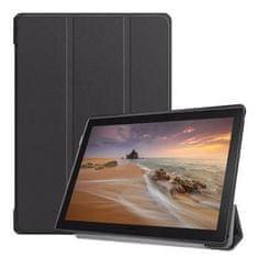Tactical Book Tri Fold tok Lenovo M10 Plus 10.3 2453429 készülékekhez, fekete