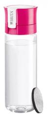 BRITA Fill & Go Vital filtračná fľaša ružová 0,6l