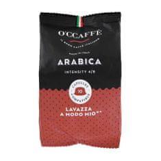 O'Ccaffé O'Ccaffé Arabica - 10 ks kapsúl A MODO MIO 4/8 10 x 7g