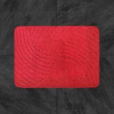 Povlečeme vše Kúpelňová predložka Comfort 50x80cm červená