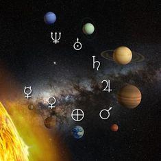 mapcards.net 3D magnetka Slnečná sústava