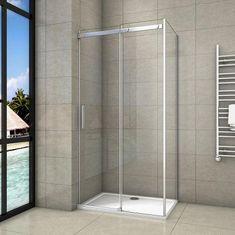 H K Obdélníkový sprchový kout HARMONY F2