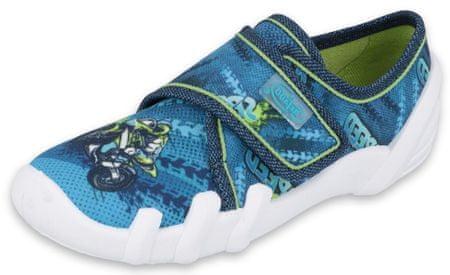 Befado Fiú papucs Skate 273X306, 26, kék