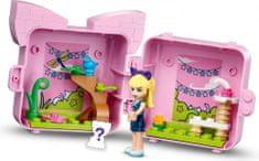 LEGO Friends 41665 Stephanie in njena škatla z mačko