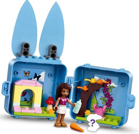 LEGO® Friends 41666 Andrea i njezina kutija sa zecom