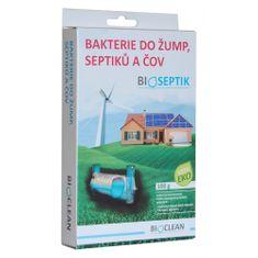 Bioclean Bakterie do žump, septiků a ČOV - Bioseptik 100g