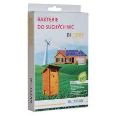 Bioclean Bakterie do suchých WC - Biodry 100g