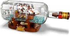 LEGO Ideas 92177 Loď vo fľaši