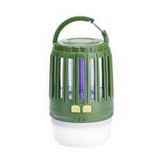 Naturehike repelentní lampička elektro 210g - zelená