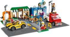 LEGO City 60306 Utca üzletekkel