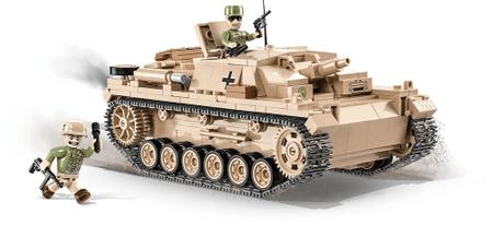 Cobi 2529 II WW Sturmgeschutz III Ausf. D