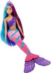 Mattel Barbie Sellő hosszú hajjal