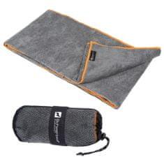Schwarzwolf CITAS velký outdoorový ručník šedá