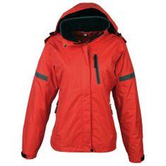 Schwarzwolf SCHWARZWOLF BONETE dámská podzimní bunda červená