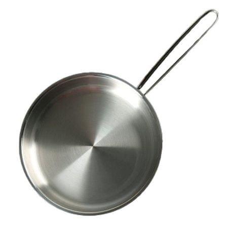 """Gourmet Serpenyő 24 cm """"gourmet-klasszikus,"""" hármas alsó"""