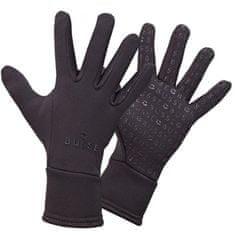 Busse Zimní jezdecké rukavice Lars Busse černá, Velikost M