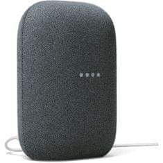 GOOGLE Nest Audio pametni zvučnik, tamno sivi