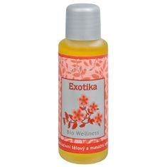 Saloos Bio Wellness exkluzivní tělový a masážní olej - Exotika 50 ml