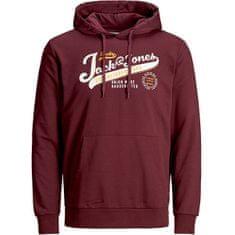 Jack&Jones Męska bluza JJELOGO 12172349 Port Royale