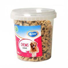 Duvo+ Chews! Love měkké pochoutky 500g