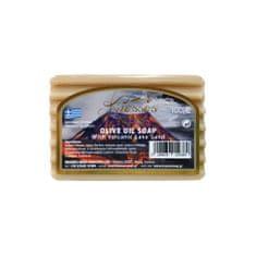 Knossos Grécke olivové mydlo s vulkanickým lávovým pieskom 100gr