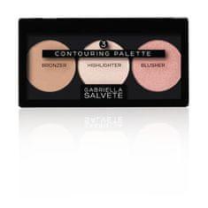 Gabriella Salvete Kontúrovacia paletka Contouring Palette 15 g