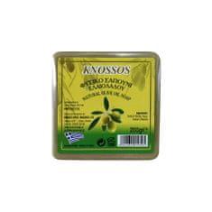 Knossos Řecké olivové mýdlo přírodní zelené 200g