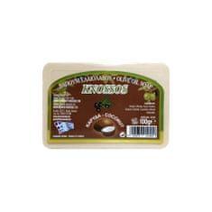 Knossos Řecké olivové mýdlo s vůní kokosu 100g