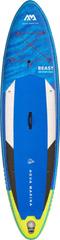 Aqua Marina BT-21BEP Beast na napuhavanje SUP, s veslom i sigurnosnim užetom, 3,2 m, 15 cm