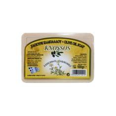 Knossos Řecké olivové mýdlo s vůní heřmánku 100g