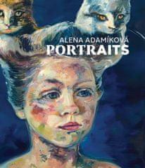 Emmerling, B. Jablonská, V. Polakovič T.: Alena Adamíková Portraits