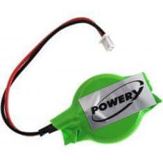 POWERY Batéria CMOS pre HP CR2032-2E31R