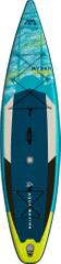 Aqua Marina BT-21HY01 Hyper na napuhavanje SUP, s i sigurnosnim užetom, 3,5 m, 15 cm