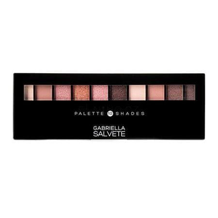 Gabriella Salvete (Eyeshadow Palette) 12 g (Cień 02 Nude)