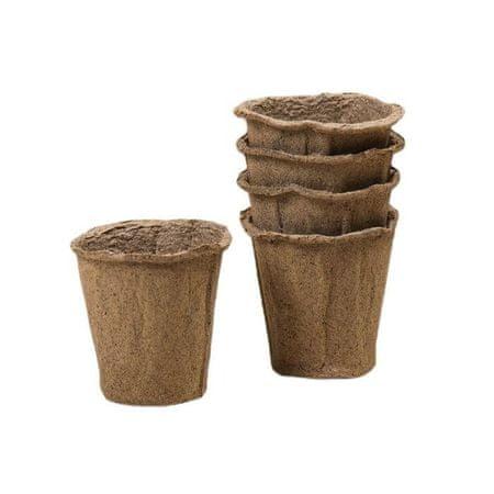 GreenGo Torf pot, 100 ml, 6x6 cm, zestaw 20 sztuk