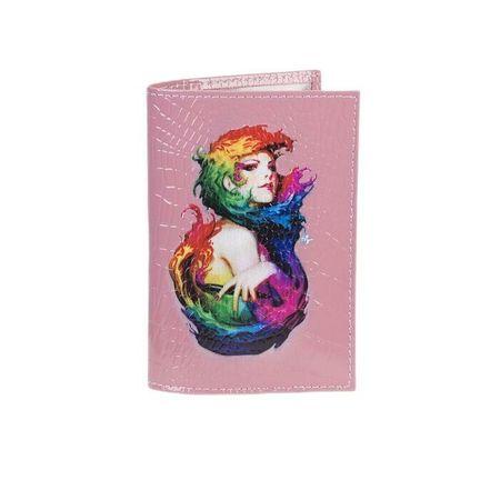 Kraftika Pokrowiec na paszport, kolor różowy, 4510413