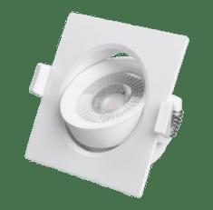 Greenlux Led bodovka podhledová 7W 230V GXLL034 denní bílá 4000K Greenlux