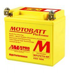 MOTOBATT Motobatéria MPLTZ7S-HP, 2,2Ah, 12V