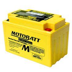MOTOBATT Motobatéria MBTX9U, 10,5Ah, 12V